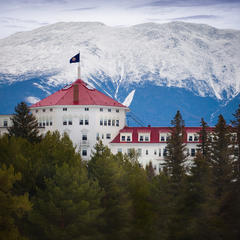 Das Omni Mount Washington Resort in Bretton Woods
