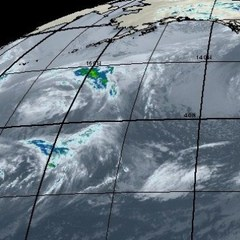 A Pacific storm approaches the west coast. - ©OpenSnow.com