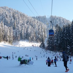 Poiana Brasov ski Romania