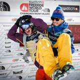 Swatch Freeride World Tour by The North Face 2014: Chamonix - © www.freerideworldtour.com