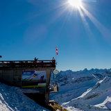 Sonnenskifahren im März - © Fellhornbahn GmbH