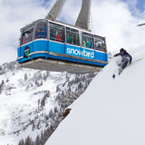 OnTheSnow Ski Test 2014/2015 in Snowbird, Utah - © Cody Downard Photography