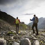Wanderung zur Saarbrücker Hütte - ©Montafon Tourismus | Daniel Zangerl