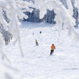 Sníh na českých horách: Leden 2017 - © Ski Říčky facebook