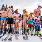Bikini Skiing 2017 a Jasna (Slovacchia) - © TMR