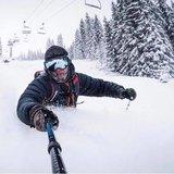 Śnieżny pierwszy weekend grudnia - © Ben Pellet/Avoriaz/Facebook