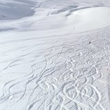 I v dubnu je v Itálii sněhu dost! - © Carosello 3000 Livigno Facebook