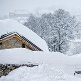 Spousta sněhu v Alpách (listopad 2019) - © Prato Nevoso Ski Facebook