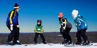 Michigan Ski Areas Encourage Kids to Get Outside