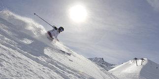 Les meilleurs skis de freeride pour femmes (saison 2014/2015) ©Dynastar / Dan Ferrer