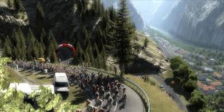 Tour de France à la ski ©Cyanide Studio