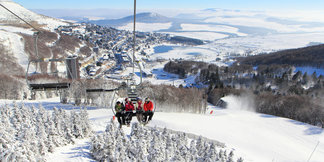 10 najlepších rodinných lyžiarskych stredísk vo Francúzsku ©Office de Tourisme Massif du Sancy