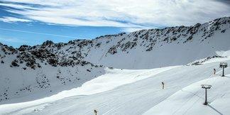 Raport śnieżny: Davos, Montafon i Obergurgl-Hochgurgl otwierają sezon