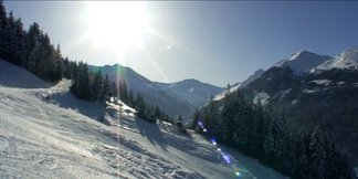Dolina Gastein dla ekspertów - Graukogel ©www.skigastein.com