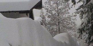 TOP 5 najväčších snežení za víkend