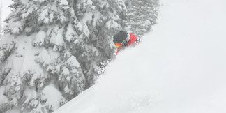 Storm Gallery: Titan Takes West Coast by Storm ©Crystal Mountain Resort