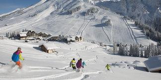 Top 10 des stations de ski idéales pour un week-end ©P. Lebeau / OT La Clusaz