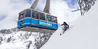 OnTheSnow Ski Test 2014: 3 Glorious Days Ripping Snowbird, Utah - © Cody Downard Photography