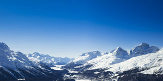 Winter tourism was invented in St. Moritz nearly 150 years ago ©swiss-image.ch/Daniel Martinek