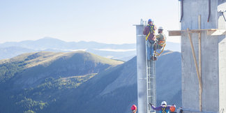 Who's Got the Goods: New Lifts at Western Ski Resorts ©Taos