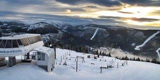 Snowiest Resort of the Week (Woche 02/2015): Ein Land hat die Nase weit vorn ©FB Skiareál Špindlerův Mlýn