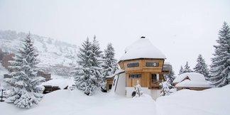 Snehové správy: Záver roku priniesol sneh, na ďalší sa môžeme tešiť cez víkend ©Avoriaz