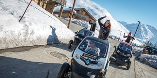 Carsharing in Serre Chevalier