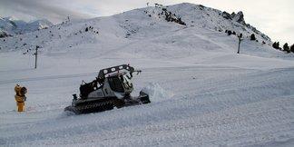 Ouvertures partielles des 3 domaines du Val d'Anniviers ce week-end ©Val d'Anniviers