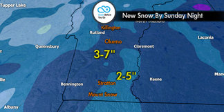 Snow Before You Go: Celebrate Presidents Day Weekend at the Snowiest Resorts ©Meteorologist Chris Tomer