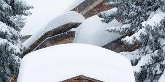 Galeria: ogromne opady śniegu we Francji - 29-30 stycznia 2015 ©Avoriaz