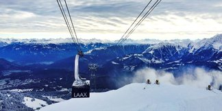 Five reasons to ski Laax