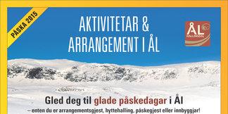 Liv og røre i Ål i påsken ©Linda Dalene Bjerke, Ål Turistinformasjon