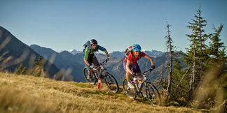 Mountainbiken in Flachau - ©Salzburger Land Tourismus