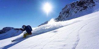 Nå kan du stå på ski i Norge ©Vegard Fredheim