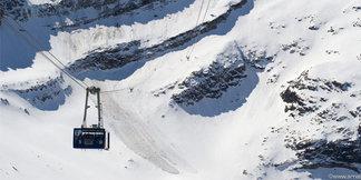 Glacier 3000 : On skie jusqu'à la fin mai