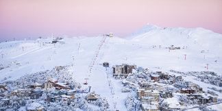 Mt. Buller, AU: Easily Accessible ©Andrew Rail