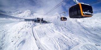 Najbardziej spektakularne gondole Tyrolu [wideo] ©Freiluftdoku