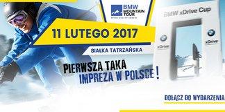 BMW Mountain Tour – Przez szczyty Białki