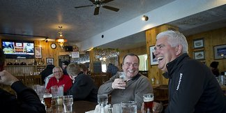 Beer on the Mountain: It Takes a Day of Skiing Mt. Hood to Find this Brew  ©Andrea Johnson