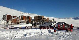 Peyragudes et Val Louron se préparent à accueillir de nombreux skieurs ce week-end ! ©Station de Peyragudes
