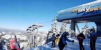 Zima plná zážitkov v Snowparadise Veľká Rača ©facebook Snowparadise Veľká Rača Oščadnica