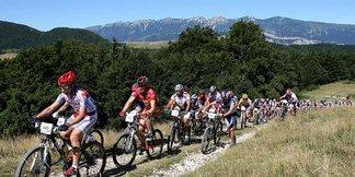 La 4a tappa tappa del Lessinia Bike Trentino MTB 24 luglio 2011