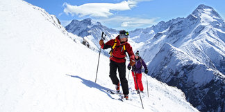 Un hiver plein de défis aux 2 Alpes ©B. Longo / OT Les 2 Alpes