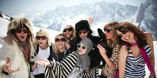 Snowbombing Gets Altitude ©Mayrhofen