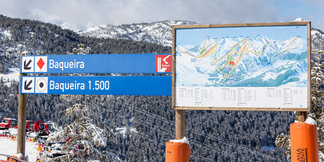 Escapade ski en Catalogne ©Station de Baqueira Beret