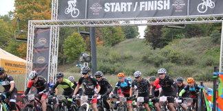 Peak to Peak Mountain Bike Race - ©Nancy Story