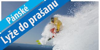 Nejširší lyže na trhu: Test pánských lyží do prašanu 2017/18 ©OnTheSnow