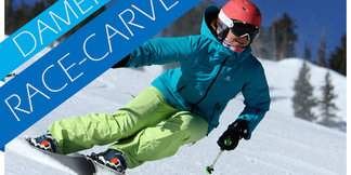 Damen Race-Carving-Skitest 2017/2018 - ©Jim Kinney | Masterfit Media