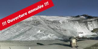 Les 2 Alpes annulent l'ouverture du domaine skiable pour la Toussaint