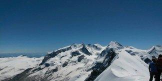 Cervinia: tutti in pista dal 14 Ottobre - ©Cervinia Valtournenche - Ski Paradise Facebook